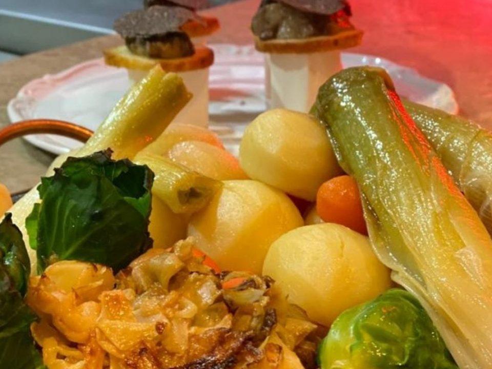 Pot au feu, un cocido tipico cocina francesa